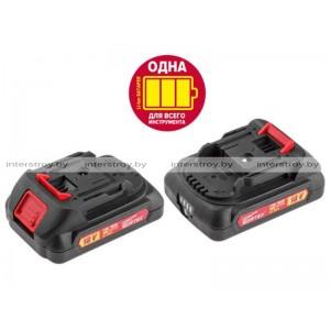 Аккумулятор WORTEX CBL 1820 18.0 В, 2.0 А/ч, Li-Ion ALL1 (CBL18200029)
