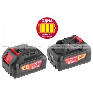 Аккумулятор WORTEX CBL 1840 18.0 В, 4.0 А/ч, Li-Ion ALL1 (CBL18400029)
