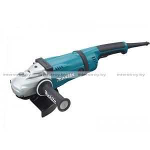 Двуручная углошлифмашина MAKITA GA 9030 SF 01 (GA9030SF01)
