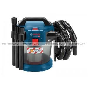 Аккум. пылесос BOSCH GAS 18V-10 L + набор насадок (06019C6300)