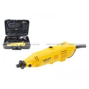 Гравер электрический MOLOT MMG 3215 E + аксессуары (MMG3215E11424)