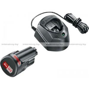 Комплект аккумулятор 12.0 В PBA12 V 1 шт. + зарядное устройство GAL1210 (1600A01L3D)