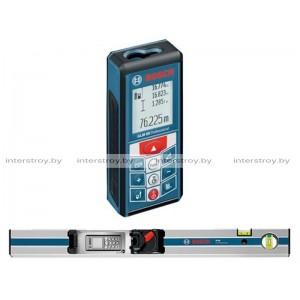 Дальномер лазерный BOSCH GLM 80 + R 60 в кор. - 3165140600835
