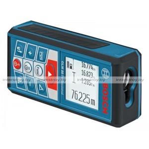 Дальномер лазерный BOSCH GLM 80 в кор. - 3165140600804