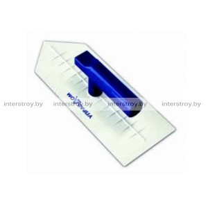 Кельма пластмассовая с уголком УправДом 043115 250*95 мм