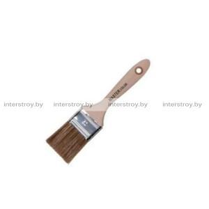 Кисть плоская МК 30 мм 30-0021