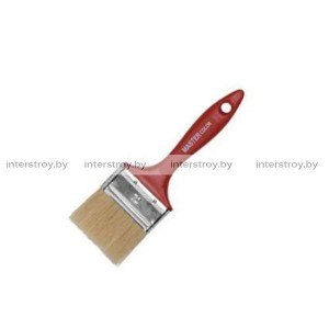 Кисть плоская МК 30 мм 30-0121