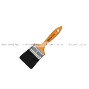 Кисть плоская МК 40 мм 30-0162