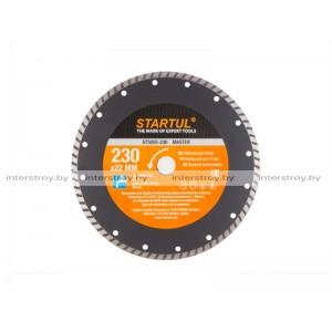 Алмазный круг 230х22 мм универс. Turbo MASTER STARTUL -5293577505527