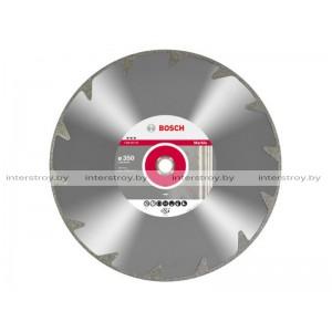 Алмазный круг 230х22,23 мм по мрамору BOSCH -3165140581998