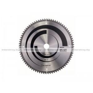Диск пильный 305х30 мм 80 зуб. универсальный MULTIMATERIAL BOSCH -3165140317504