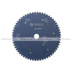 Диск пильный 254х25,4 мм 60 зуб. по металлу EXPERT FOR STEEL BOSCH -3165140737722