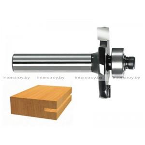 Дисковая фреза 2 ножа 5/9,6 мм -3165140358644