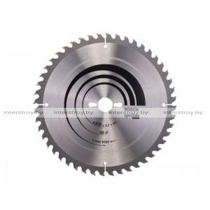 Диск пильный 300х30 мм 48 зуб. по дереву OPTILINE WOOD BOSCH -3165140194600