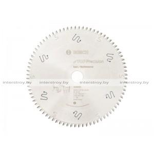Диск пильный 254х30 мм 80 зуб. универсальный BEST FOR MULTIMATERIAL BOSCH -3165140574389