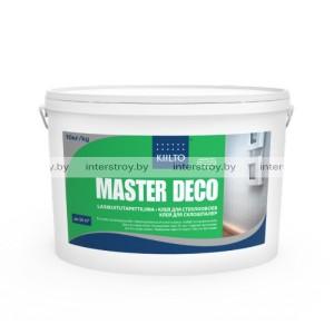 Клей для стеклообоев Kiilto Master Deco 10 кг