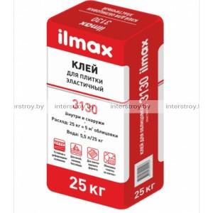 Клей для плитки ilmax 3130 эластичный 25 кг