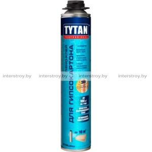 Клей-пена для гипсокартона Tytan Professional Gun 840 мл