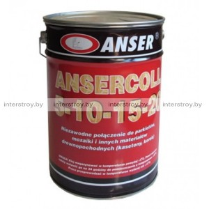 Клей Anser Ansercoll 5-10-15-20 5.5 кг