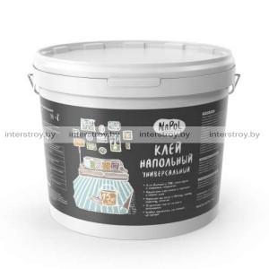 Клей Goldbastik напольный универсальный NaPol 7,5 кг