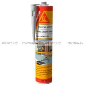 Герметик силиконовый Sikasil Universal 280 мл бесцветный