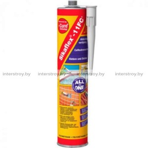 Клей-герметик Sika Sikaflex-11FC+ 300 мл серый