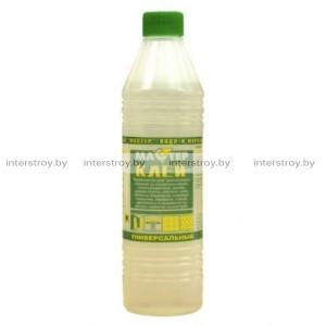 Клей Quality Супер-Мастер полимерный водо-морозостойкий 1 л прозрачный