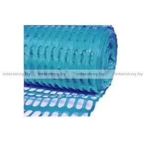 Аварийное ограждение Tenax 1.8*50 м 150 г/м.кв синее