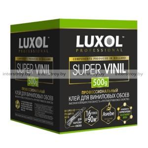 Клей для виниловых обоев Luxol Professional SUPER VINIL 300 г