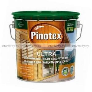 Деревозащитное средство Pinotex Ультра 2.7л орегон