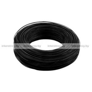 Проволока 0.7 мм Kronex ТО черная бухта 1 кг