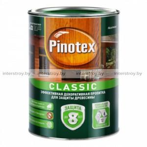 Деревозащитное средство Pinotex Классик 2.7 л Светлый дуб