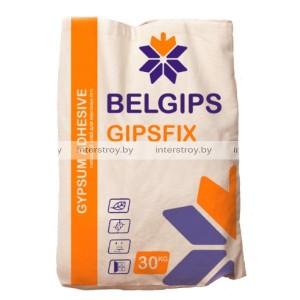 Клей для гипсокартона БелГипс Gipsfix 30 кг