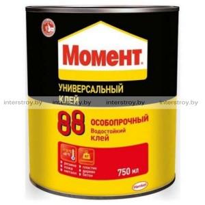 Клей Момент 88 особопрочный 750 мл прозрачный