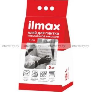 Клей для плитки ilmax 3100 повышенной фиксации 5 кг
