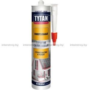 Герметик силиконовый Tytan Professional универсальный 280 мл бесцветный